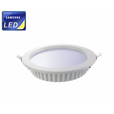 Downlight 25W Samsung - Serie White Pro