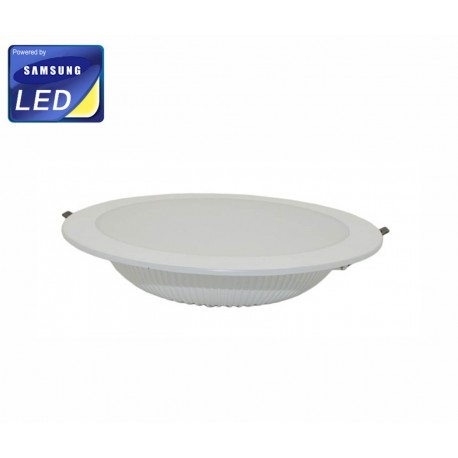 Downlight 25W - Serie White
